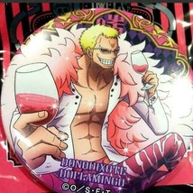 One Piece Bitter Sweet Yakara Can Badge Button Doflamingo Eiichiro Oda A... - $25.73