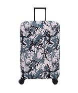 George Jimmy Luggage Protector Beautiful Suitcase Cover Printed Luggage ... - $24.37