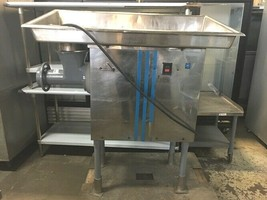 Meat Grinder Biro 5 HP and Commercial Sausage maker - $6,682.50