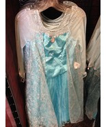 disney parks frozen queen of ice elsa dress costume size xxs 3 year new ... - $87.29
