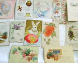 Vintage1909- 1943 Greeting Cards & Posstcards Lot 1