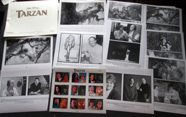 Walt Disney (Tarzan) Original Studio Presskit Photo Set (Animated Disney Classic - $123.75