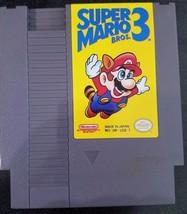 Super Mario Bros. 3 (Nintendo Entertainment System, 1990) - $23.38