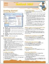 Microsoft Outlook 2007 Quick Source Reference Guide by Quick Source (2006-12-01)