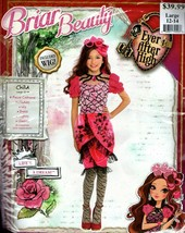 Ever After High Briar Beauty Child Halloween Costume Size L 12-14 - $32.62