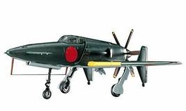 Hasegawa 1/72 Japanese Navy Kyushu J7W1 ten Hachi試 local fighter Shinden plastic - $22.24