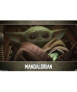 """THE MANDALORIAN TV SHOW  """"THE CHILD BLANKET"""" 34"""" X 22"""" BRAND NEW POSTER - $11.59"""