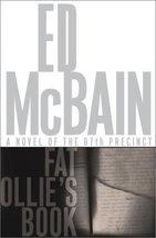 Fat Ollie's Book: A Novel of the 87th Precinct McBain, Ed - $12.82