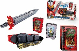 Kamen Rider Saber Belt DX Seiken Swordriver + Hiden Ride Book Japan w/ T... - $122.14