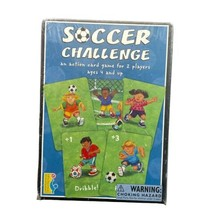 Soccer Challenge Card Game by International Playthings - $11.88