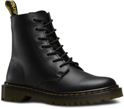 Dr. Martens - Womens Luana 7 Tie Boot, Color: Black - $120.75