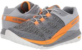 Merrell Antora Größe US 9 M EU 40 Damen Sneaker Trail Laufschuhe Grau J53096 - $84.43