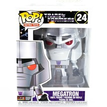 Funko Pop! Retro Toys Transformers Megatron #24 Vinyl Action Figure