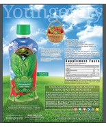 Youngevity Sirius Strawberry Kiwi Mins 32 oz and Dr Wallach Free Shipping - $30.95