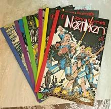 Dark Horse Comics John Byrne's NextMen Comic Series Issues #1 through #6 - $26.27
