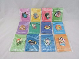 """Disney """"It's A Small World"""" 12 Pin Set, Limited Edition, Disney Convention - $346.50"""