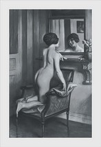 The Smile in the Mirror - Art Print - $19.99+