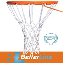 BETTERLINE Heavy Duty Basketball Net Replacement - All-Weather Thick Net... - $13.29