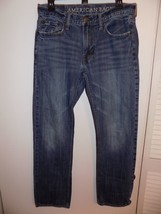 Mens American Eagle Straight Denim Jeans Size 30 X 32 - $9.00