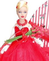 "Tonner Valentine Tiny Kitty Collier 10"" Fashion Doll Red Roses Jewelry H... - $79.95"