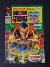 Strange Tales #156 [Marvel Comics] Good - $10.00