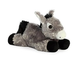 Aurora 31742 World Donkey Plush Toy - $8.89