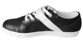 Heyday Super Shift Low Black and White Cross Fit Shoes Sneaker SSL1001 NIB image 4