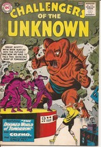DC Challengers Of The Unknown #18 Doomed World Of Tomorrow Cosmo - $19.95