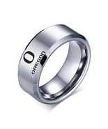 Oregon Ducks NCAA Sport Team Logo Tungsten Carbide Ring D8 - $32.99