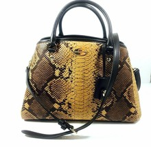 COACH Python Small Margot Carry All - Multi Natural MSRP: $525.00 - $237.59