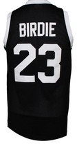 Birdie #23 Above The Rim Tournament Shoot Out Basketball Jersey Black Any Size image 4