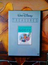 Walt Disney Treasures The Complete Goofy Brand New DVDs Region 1  - $25.00