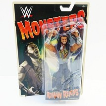 ROMAN REIGNS as the Werewolf WWE Mattel Monsters Wrestling Action Figure - $17.70