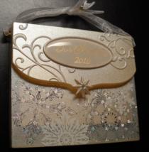 Hallmark Keepsake Christmas Ornament 2010 Christmas Memory Keeper Case &... - $7.99