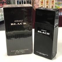 Animale Black By Animale For Men 3.4 Fl.Oz / 100 Ml Eau De Toilette Spray - $27.90