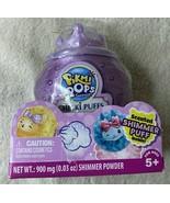Pikmi Pops Surprise Cheeki Puffs Scented Shimmer Puff & Powder Kids Toy NEW - $10.78