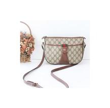 Auth GUCCI GG Web Shoulder Crossbody handbag - $450.00