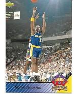 Basketball Card- Byron Houston 1993 Upper Deck #462 - $1.25