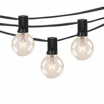 """""""Outdoor G40 Globe String Lights with 100 Clear Bulbs UL List for Weddin... - €57,72 EUR"""