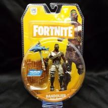 "Fortnite Bandolier Solo Mode 4"" Action Figure Epic Games Jazwares - $9.99"