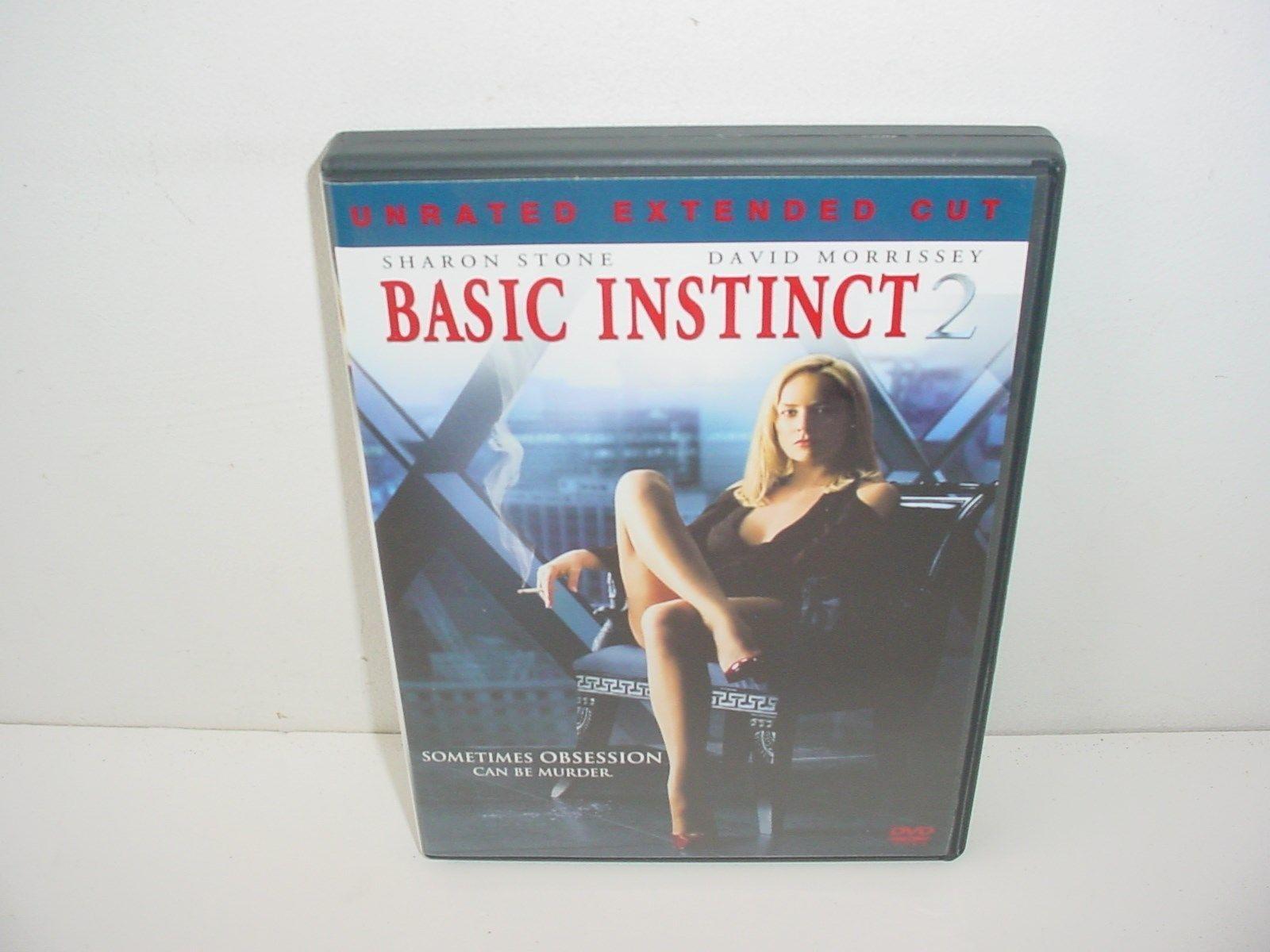 Basic Instinct 2 DVD Movie