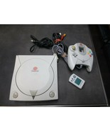 Sega Dreamcast Launch Edition White Console (NTSC) HKT-3020 - $149.99