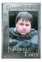 Game of Thrones trading card #44 2012 Samwell Tarly - $4.00