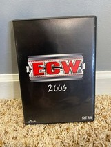 WWE - ECW on Sci-Fi 2006 on DVD + Custom Case - $50.00