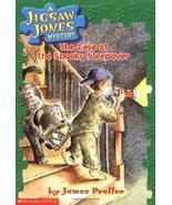 The Case of the Spooky Sleepover (Jigsaw Jones Mystery, No. 4) James Pre... - $2.72