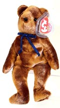 TY BEANIE BABIES 2002 –  TED-e THE BEAR – RETIRED – MWMT – 9 inches - $9.90