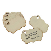 Set of 36 Guest Signing Tags Guest Book Alternative Wedding Guestbook - $7.82
