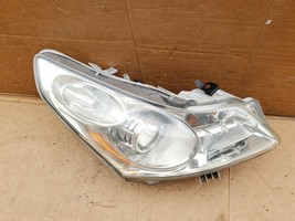 07-09 Infiniti G35 G37 4door Sedan Xenon HID HeadLight Lamp Passenger Right RH image 2