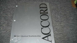 2003 Honda Accord Electrical Wiring Diagram Troubleshooting Manual OEM - $89.09