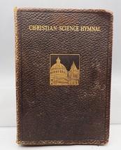 Vintage Chrétien Science Hymnal 1932 - $14.83
